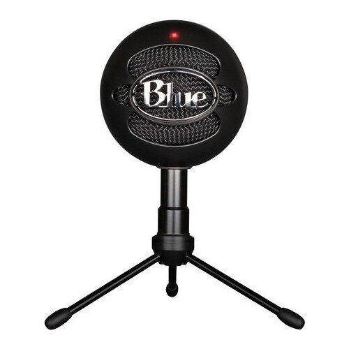 USB микрофон Blue Snowball iCE черный