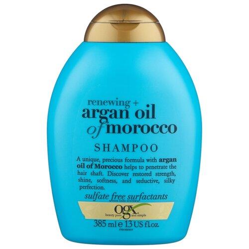 OGX шампунь Renewing+ Argan Oil of Morocco восстанавливающий 385 мл