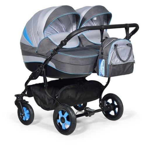 Купить Универсальная коляска Indigo Duo'18 (2 в 1) 41, Коляски