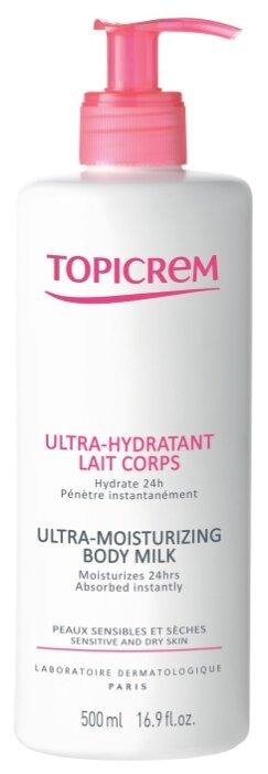 Молочко для тела Topicrem ультра-увлажняющее для тела