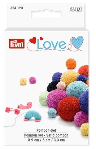 Prym Устройство для изготовления помпонов Love (624190)