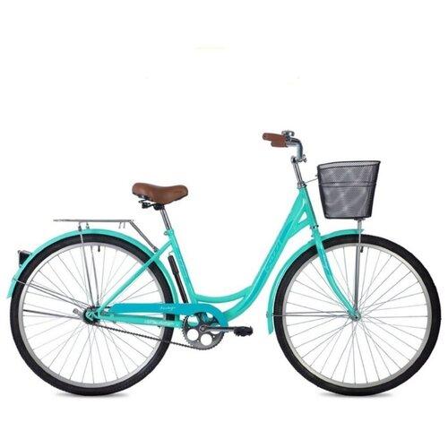 Дорожный велосипед Foxx Vintage 28 (2020) зеленый 18 (требует финальной сборки) дорожный велосипед author