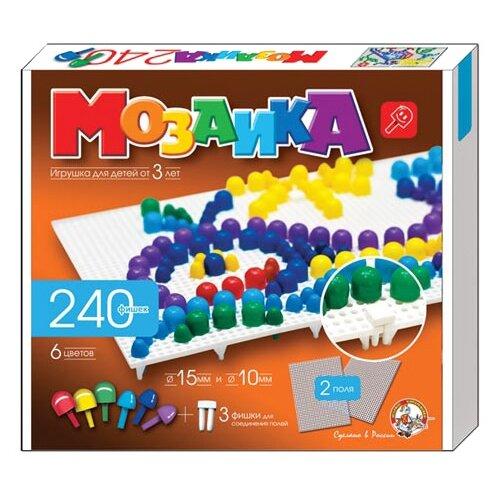 Десятое королевство Мозаика 240 элементов (00983) десятое королевство мозаика 120 элементов 00965