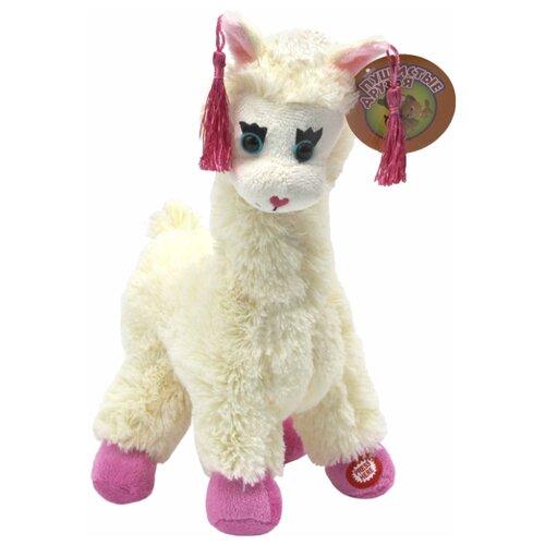 Фото - Мягкая игрушка Пушистые друзья Альпака 30 см кмит елена пушистые друзья барашек бяша