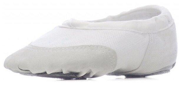 Балетки Chersa размер 33, белый