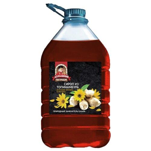 Домашний погребок сироп из топинамбура жидкость 6000 г 5000 мл