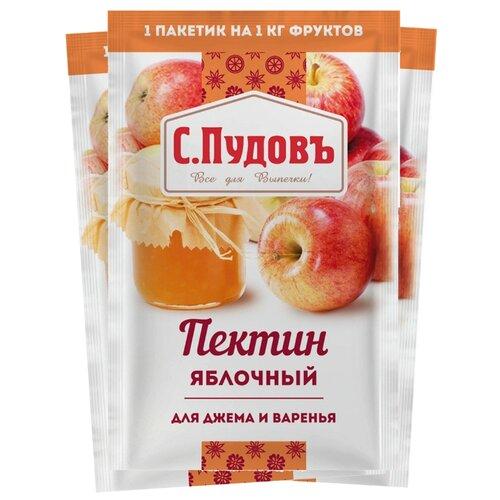 С.Пудовъ Пектин яблочный для джема и варенья (3 шт. по 10 г)