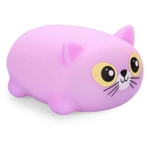 Развивающая игрушка Happy Baby Soft & Joy 330374 фиолетовый happy baby развивающая игрушка iq caterpillar happy baby