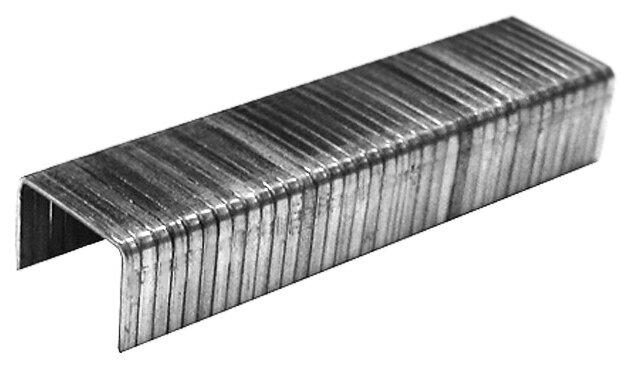 Скобы Biber 85812 тип 53 для степлера, 8 мм