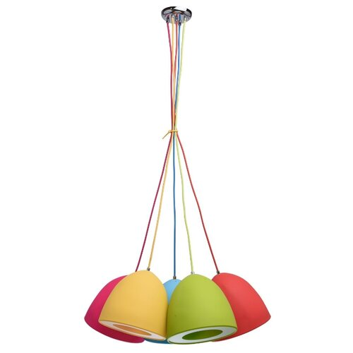Люстра MW-Light Зиген 646010905, E14, 300 Вт