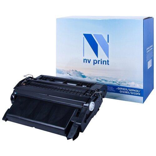 Фото - Картридж NV Print Q5942X для HP, совместимый картридж nv print q7551x для hp совместимый