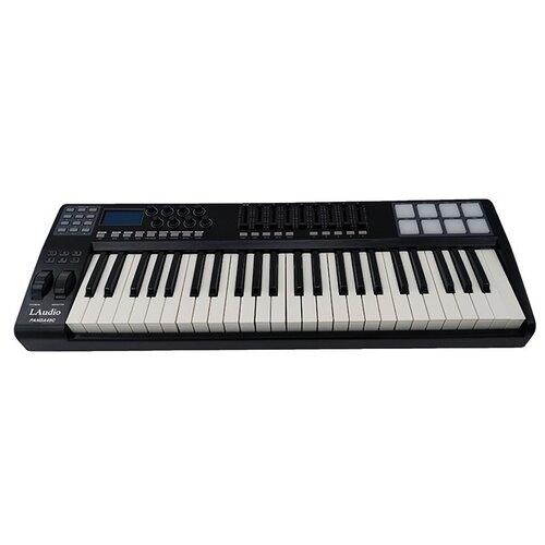 MIDI-клавиатура LAudio Panda 49C черный