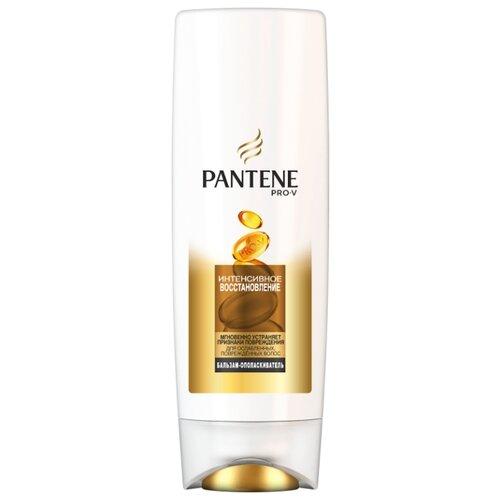 Фото - Pantene бальзам-ополаскиватель Интенсивное восстановление для слабых и поврежденных волос, 200 мл шампунь бальзам ополаскиватель pantene pro v интенсивное восстановление 360 мл