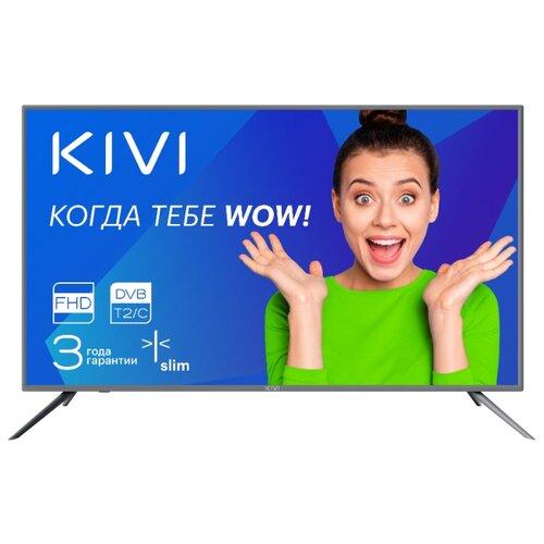 Фото - Телевизор KIVI 40F500GR 40 (2019) базальт телевизор