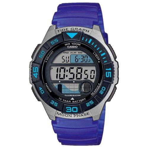 Наручные часы CASIO WS-1100H-2A наручные часы casio ws 2000h 4a