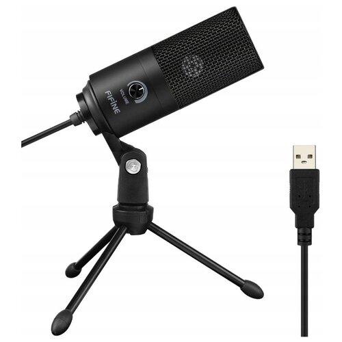 Микрофон Fifine K669, черный