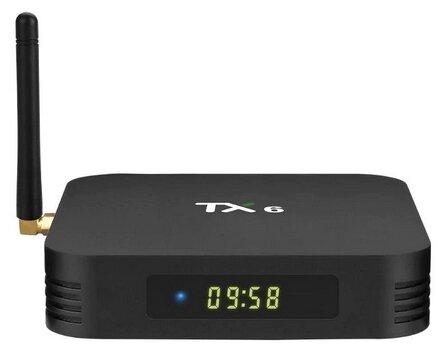 ТВ-приставка Tanix TX6 4/64Gb фото 1