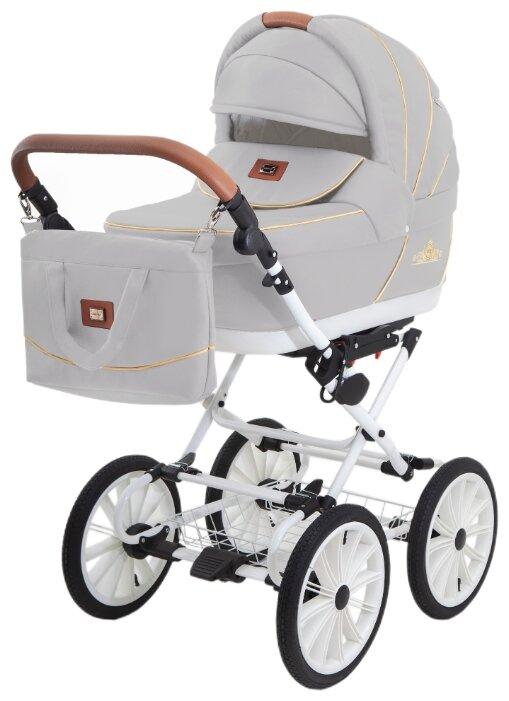 Универсальная коляска RAY Korona (2 в 1) — Коляски — купить по выгодной  цене на Яндекс.Маркете