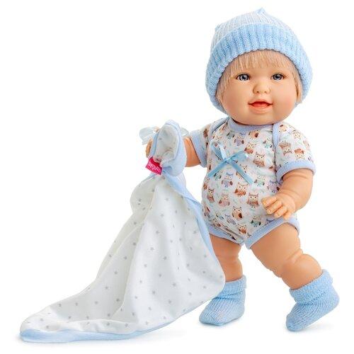 Купить Кукла Berjuan Andrea в голубом боди, 38 см, 3127, Куклы и пупсы