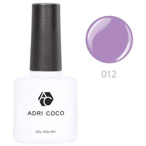 Гель-лак для ногтей ADRICOCO Gel Polish, 8 мл, оттенок 012 фиалковый