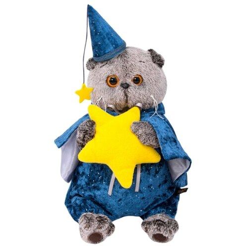 Купить Мягкая игрушка Basik&Co Кот Басик звездочет 25 см, Мягкие игрушки