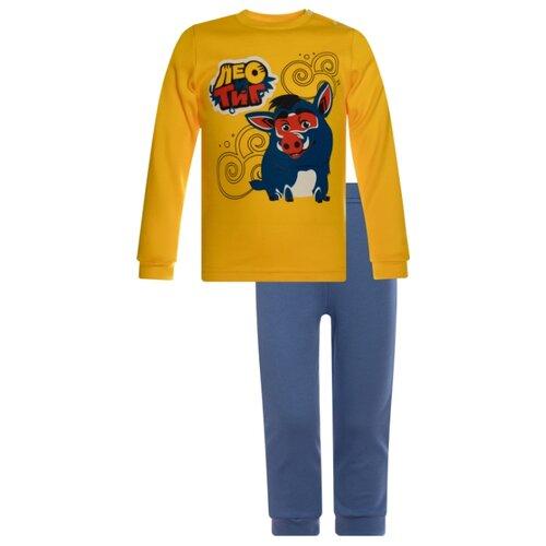Купить Комплект одежды Утенок размер 92, желтый/джинс Куба, Комплекты