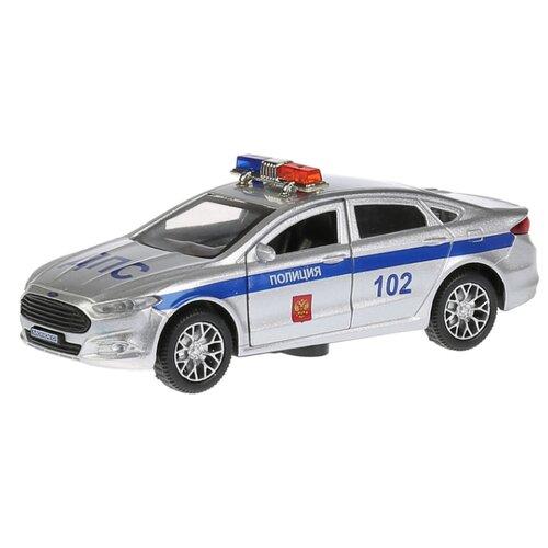 цена на Легковой автомобиль ТЕХНОПАРК Ford Mondeo (MONDEO-P-SL) 12 см серебристый