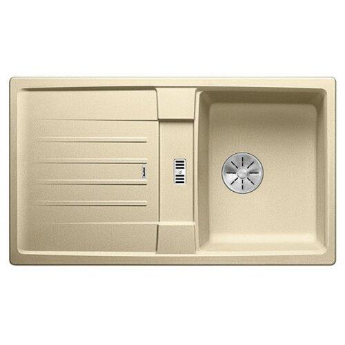 Врезная кухонная мойка 86 см Blanco Lexa 45S Silgranit PuraDur шампань blanco lexa 8s silgranit антрацит