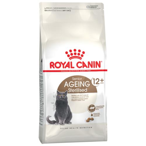 Корм для кошек Royal Canin (2 кг) Sterilised 12+Корма для кошек<br>