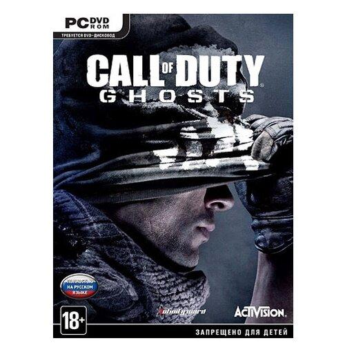 Игра для PC Call of Duty: Ghosts