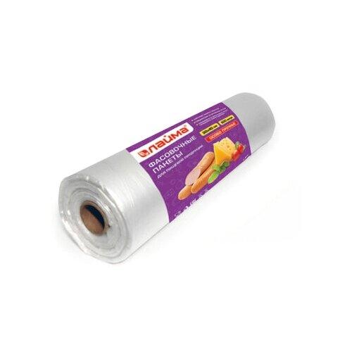 Фото - Пакеты для хранения продуктов Лайма , 40 см х 30 см, 500 шт, прозрачный пакеты для хранения продуктов лайма 40 см х 30 см 1000 шт