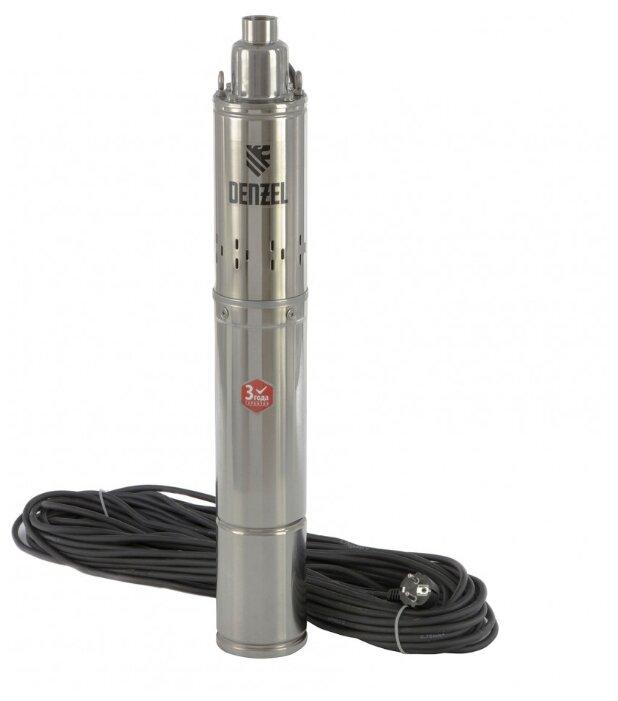 Скважинный насос Denzel DWS-4-150 (1300 Вт)
