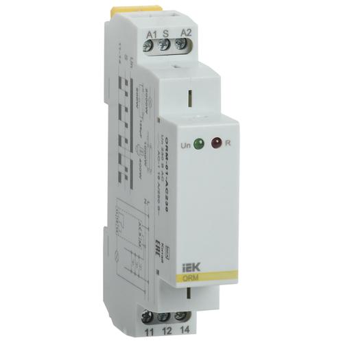 Импульсное реле IEK ORM-01-AC230