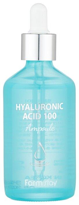 Farmstay Hyaluronic Acid 100 Ampoule Ампульная сыворотка