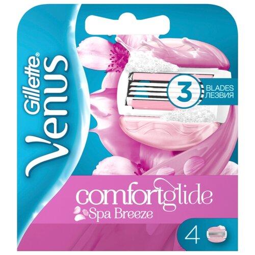 Venus Spa Breeze Сменные лезвия упаковка из 4 шт