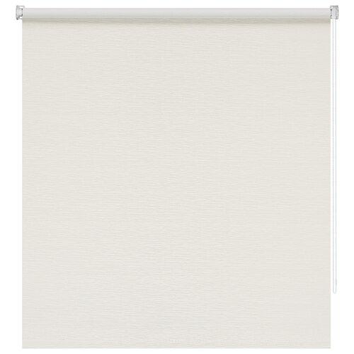 Рулонные шторы BLACKOUT / БЛЭКАУТ 90 см х 160 см Молочный Кортеза DECOFEST