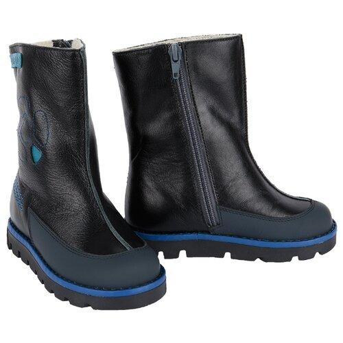 Сапоги Tapiboo размер 27, черный ботинки tapiboo размер 30 черный