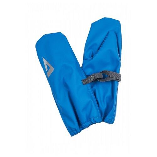 Купить Рукавицы Триумф (ASS023RAC) Oldos, голубой, размер 2, Царапки и варежки