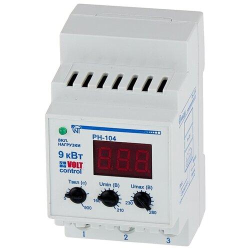 Реле контроля напряжения Новатек-Электро РН-104