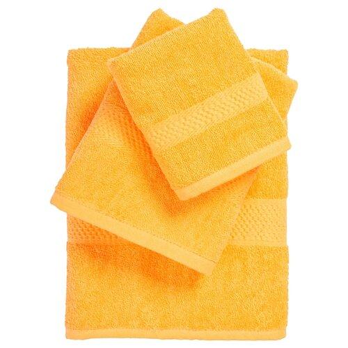 HappyFox Набор полотенец HappyFox HF6090130EK желтый