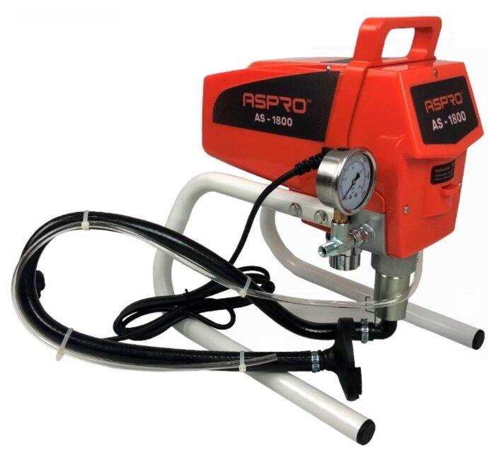 Аппарат безвоздушного распыления ASPRO AS-1800