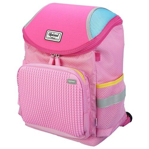 Купить Upixel Рюкзак Super Class School Bag WY-A019, розовый, Рюкзаки, ранцы
