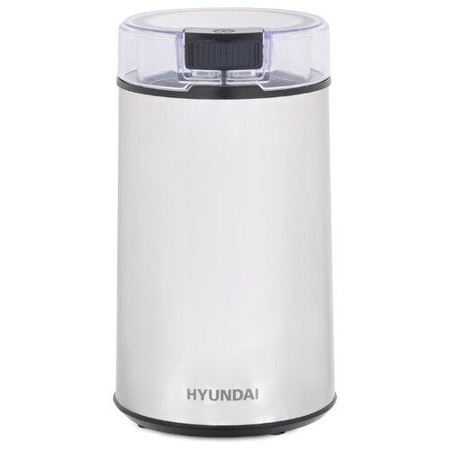 Кофемолка Hyundai HYC-G5261, серебристый