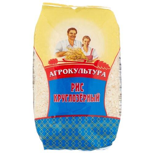 Рис Агрокультура круглозерный 800 г