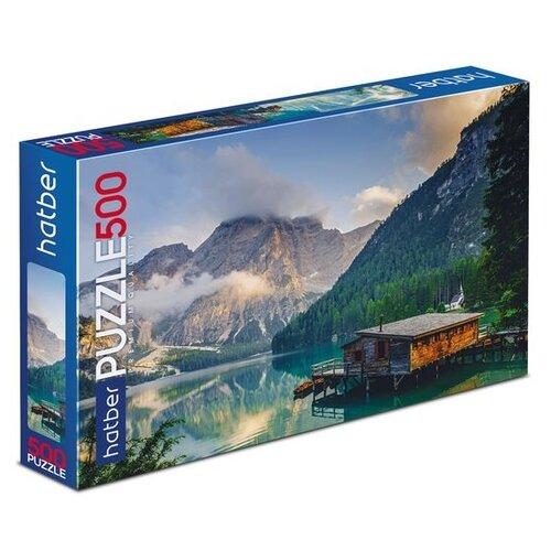 Купить Пазл Hatber Premium Горный пейзаж (500ПЗ2_21076), 500 дет., Пазлы