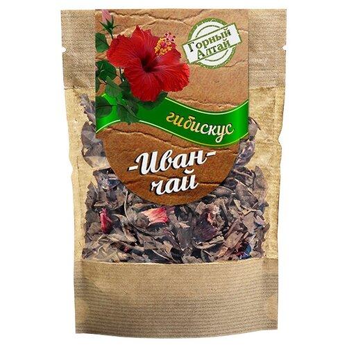 Чай травяной Горный Алтай Иван-чай с цветом гибискуса , 30 г косметика зеленый алтай
