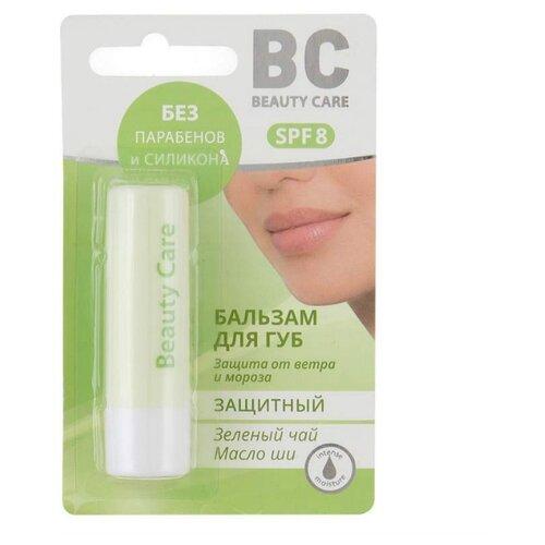 BC Beauty Care Бальзам для губ Защитный bc beauty care бальзам для губ восстанавливающий