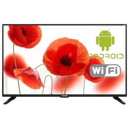 Фото - Телевизор TELEFUNKEN TF-LED43S01T2S 43 (2019) черный телевизор
