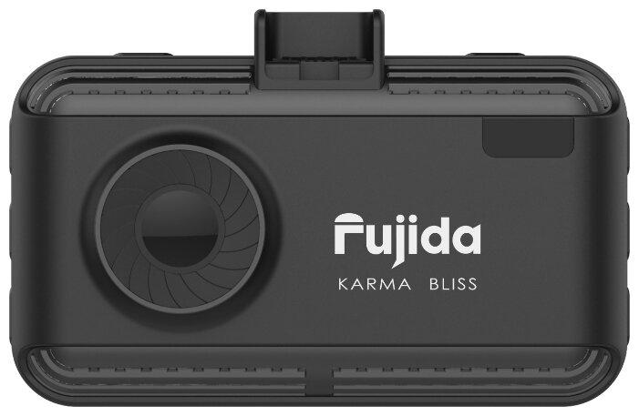 Видеорегистратор с радар-детектором Fujida Karma Bliss WiFi, GPS, ГЛОНАСС — купить по выгодной цене на Яндекс.Маркете