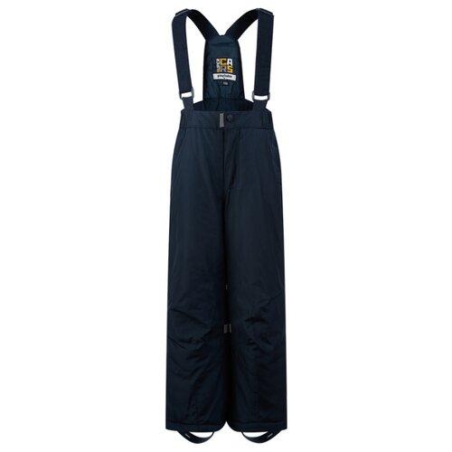Купить Полукомбинезон playToday 32012005 размер 98, темно-синий, Полукомбинезоны и брюки